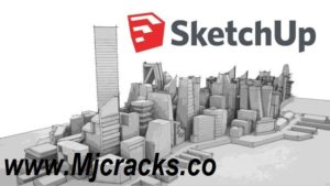SketchUp 2020 20.2.172 Crack & Activation Code Keygen