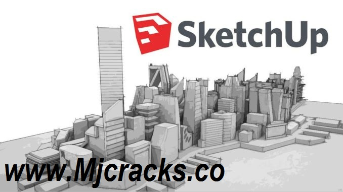 SketchUp Pro 2019 Crack & Activation Code Keygen Free Download