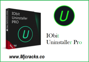 IObit Uninstaller Pro 10.3.0.13 Crack Plus License Key 2021 Download