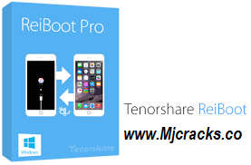 Tenorshare ReiBoot 7.3.13.3 Crack Plus Key Latest Version