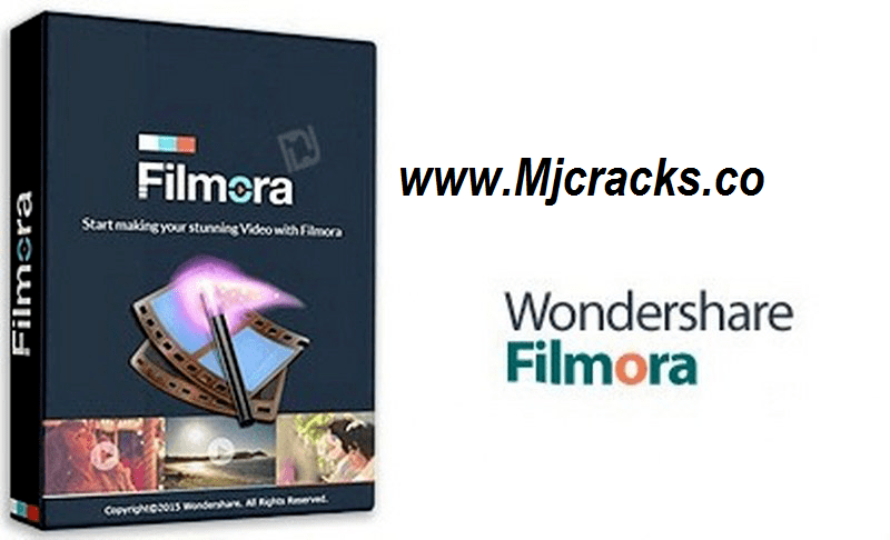 Wondershare Filmora 9.1.0.11 Crack with Keygen Free Download