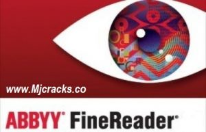 Abbyy FineReader 15.0.115.5572 Crack With Product Key 2021