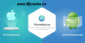 PhoneRescue 6.4.0 Crack Plus Serial Key 2020 Free Download