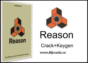 Reason 11.3.9 Crack & Registration Code 2021 Free Download