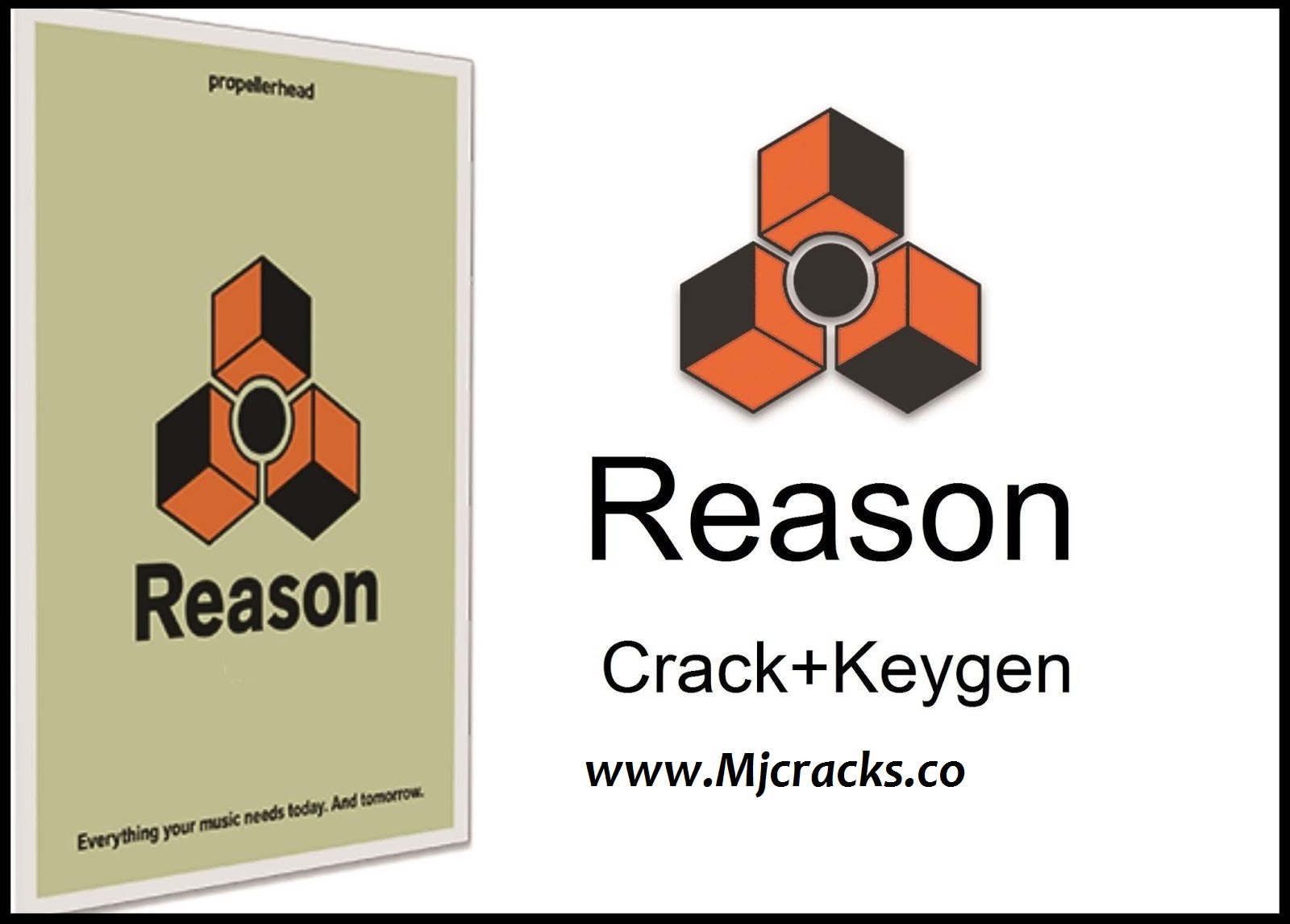 Reason 10.4 Crack & Registration Code Download 2019