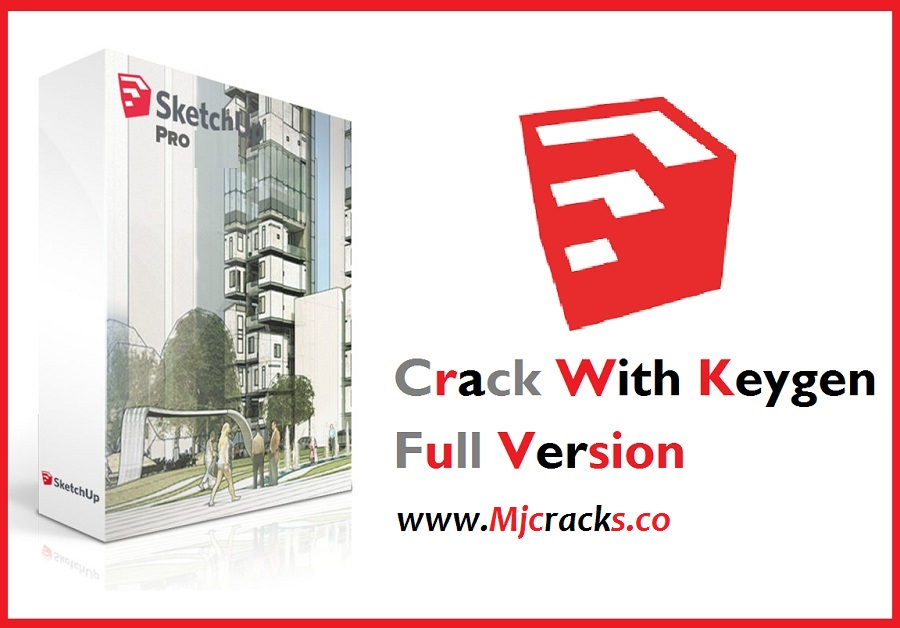SketchUp Pro 2019 Crack Plus License Code Full Free Download