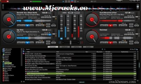 Virtual DJ Pro 2021 Build 5980 Crack & License Key Free Download