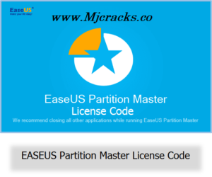 EaseUS Partition Master 15.5 Crack Plus Activation Key Download