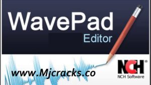 WavePad Sound Editor 9.69 Crack With Keygen Download Latest [2020]