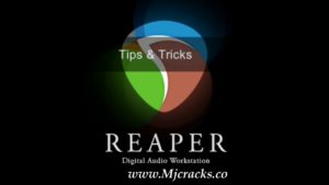 Cockos REAPER 6.24 Crack Plus Key 2021 Free Download [Mac/Win]