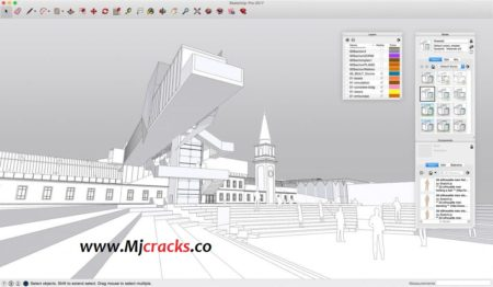 SketchUp Pro 2021 21.0.391 Crack Plus License Code Free Download