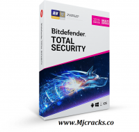 Bitdefender Total Security 2019 v23.0.8.17 Crack With Registration Code