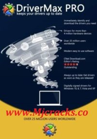DriverMax Pro 11.18 Crack With License Code Latest Download