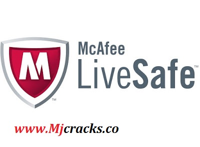 McAfee LiveSafe 2019 Crack + Activation Code Latest Free