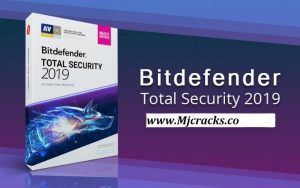 Bitdefender Total Security 2021 Crack With Registration Code