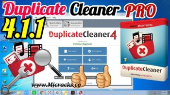 Duplicate Cleaner Pro 5.20.0.1274 Crack With License Key Download
