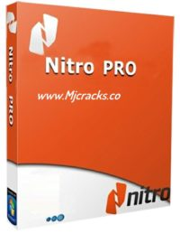 Nitro Pro 13.16.2.300 Crack With Serial Key Latest [2020]