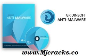GridinSoft Anti-Malware 4.1.85 Crack With License Key 2021