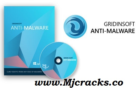 GridinSoft Anti-Malware 4.0.44 Crack With License Key 2019