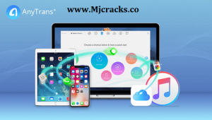 AnyTrans 8.7.0 Crack Plus Serial Key Free 2020 [Mac/Win]