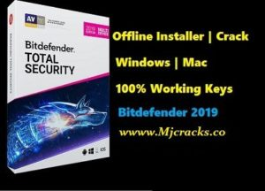 Bitdefender Antivirus Total Security 2020 Crack + Serial Key Download