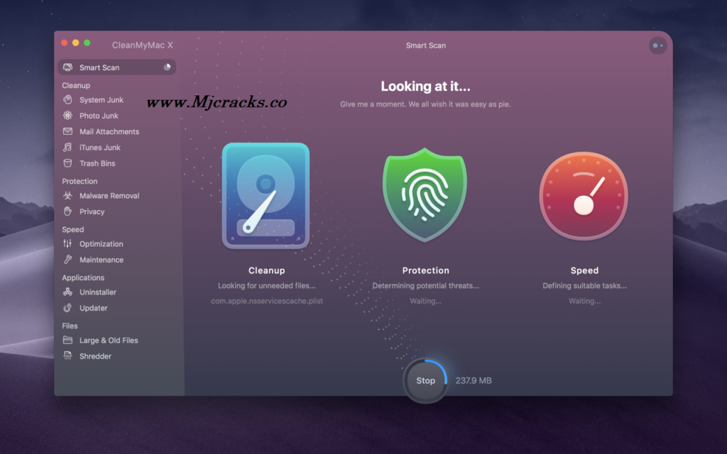 CleanMyMac X 4.4.3.1 Crack + Keygen Patch Latest Download 2019