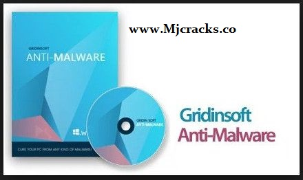 GridinSoft Anti-Malware 4.0.46 Crack Plus Activation Key Download 2019