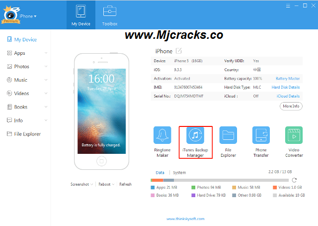 iTools 4.4.4.1 Crack With License Key Download 2019