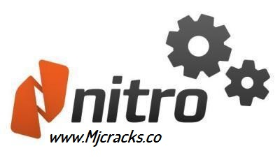 Nitro Pro 12.17.0.584 Crack With Serial Key Latest Download 2019