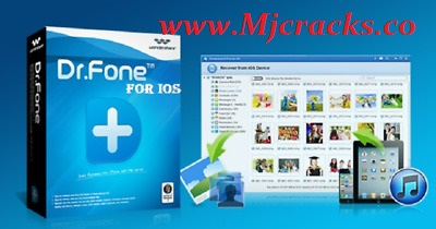 Wondershare Dr.Fone 9.9.16 Crack & Activation Key 2019 [Latest]