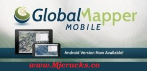 Global Mapper 22.1.0 Crack With License Key 2021 [Mac/Win]