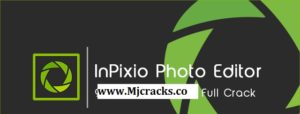 InPixio Photo Editor 10.5.7647 Crack With License Key 2021
