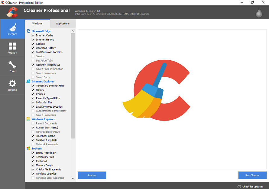 CCleaner Pro 5.61.7392 Crack Plus License Key Free Download 2019