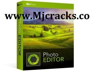 InPixio Photo Editor 9.2.7093 Crack With License Key Full Download 2019