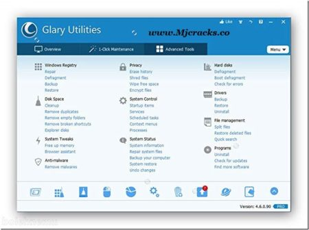 Glary Utilities Pro 5.164.0.190 Crack With Key Free 2021 [Lifetime]