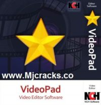 VideoPad Video Editor Pro 10.06 Crack Plus Serial Key