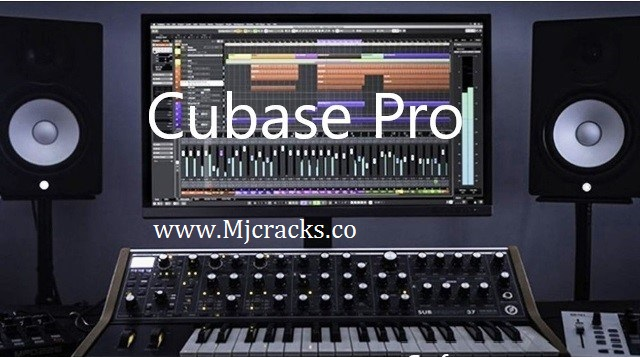 Cubase Pro 10.0.40 Crack With License Key 2019 [Mac/Win]