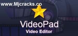 VideoPad Video Editor Pro 10.43 Crack Plus Serial Key