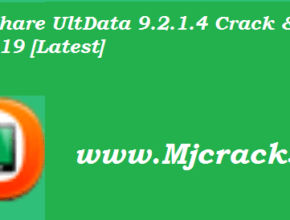 Tenorshare UltData 9.2.2.11 Crack & Serial Key 2021 [Latest]