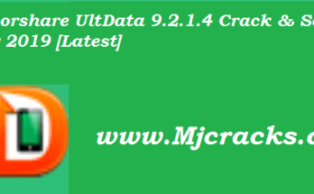 Tenorshare UltData 9.2.1.4 Crack & Serial Key 2020 [Latest]
