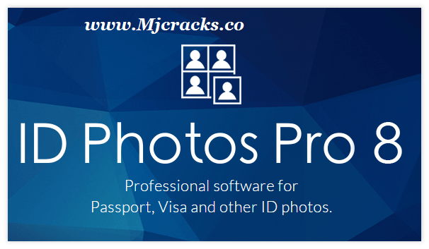 ID Photos Pro 8.5.3.11 Crack With Keygen Free Download