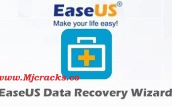 EASEUS Data Recovery Wizard 13.6 Crack Plus License Key 2020