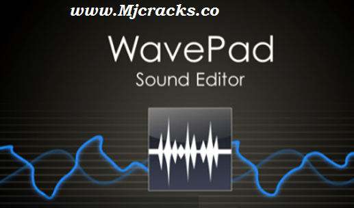 WavePad Sound Editor 9.54 Crack & License Key 2020 [Latest]
