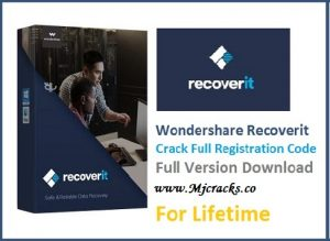 Wondershare Recoverit Ultimate 9.5.1.7 Crack + Serial Key [Working]