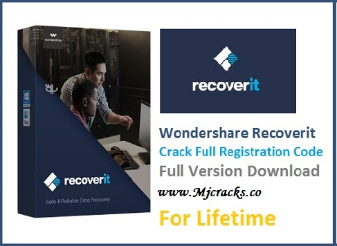 Wondershare Recoverit Ultimate 8.2.4.3 Crack + Serial Key [Working]