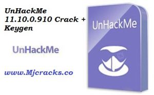 UnHackMe 11.80.0.980 Crack + Keygen Free Download