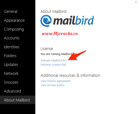 Mailbird Pro 2.8.23.0 Crack Plus Serial Key Download 2020 [Lifetime]