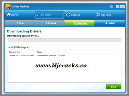 Driver Reviver 5.34.2.4 Crack & Activation Code 2020 [Latest]