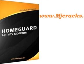 HomeGuard Professional 9.9.5.1 Crack Plus Serial Key Download