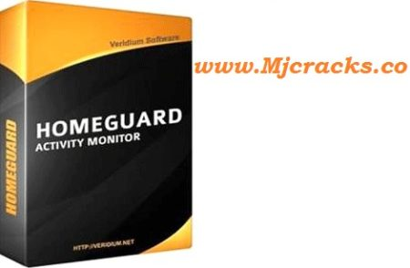 HomeGuard Professional 9.3.1 Crack Plus Serial Key 2020 Download
